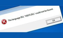 Language DLL
